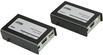 Aten HDMI + USB Extender do 60m