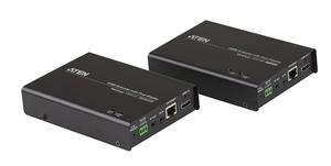 Aten HDMI Extender po cat5e do 100m, Dual Display