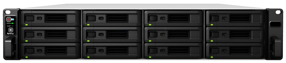 Synology RS2421+ Rack Station