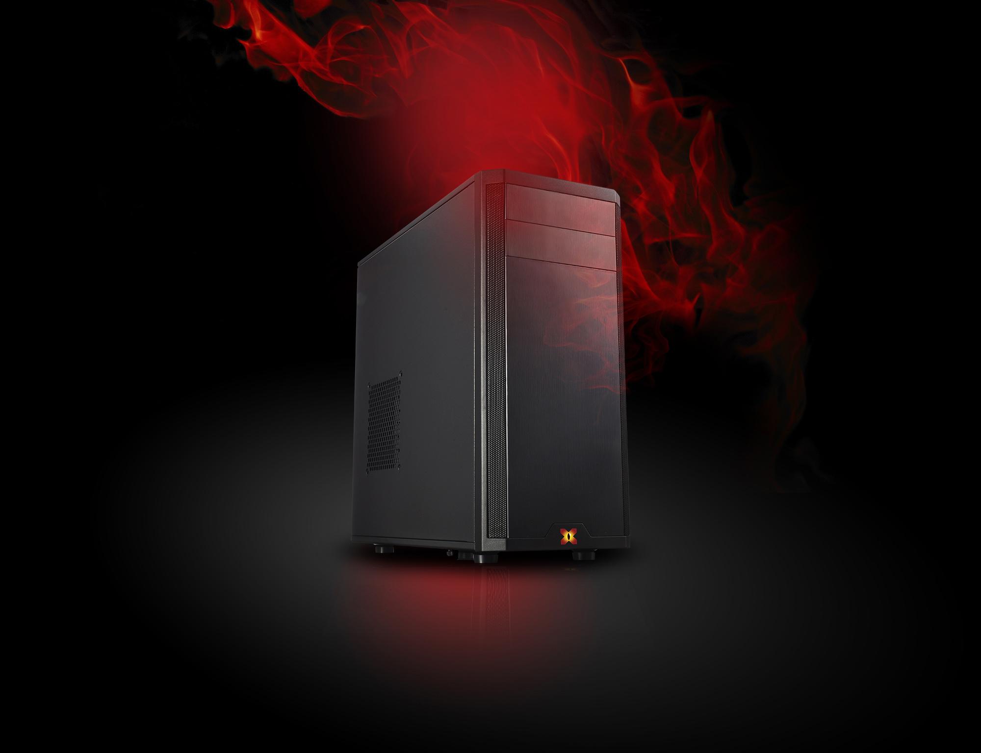 X-DIABLO Gamer R5 1660 (R5 3600/16GB/SSD 1000NVMe/GTX1660 6GB/W10)
