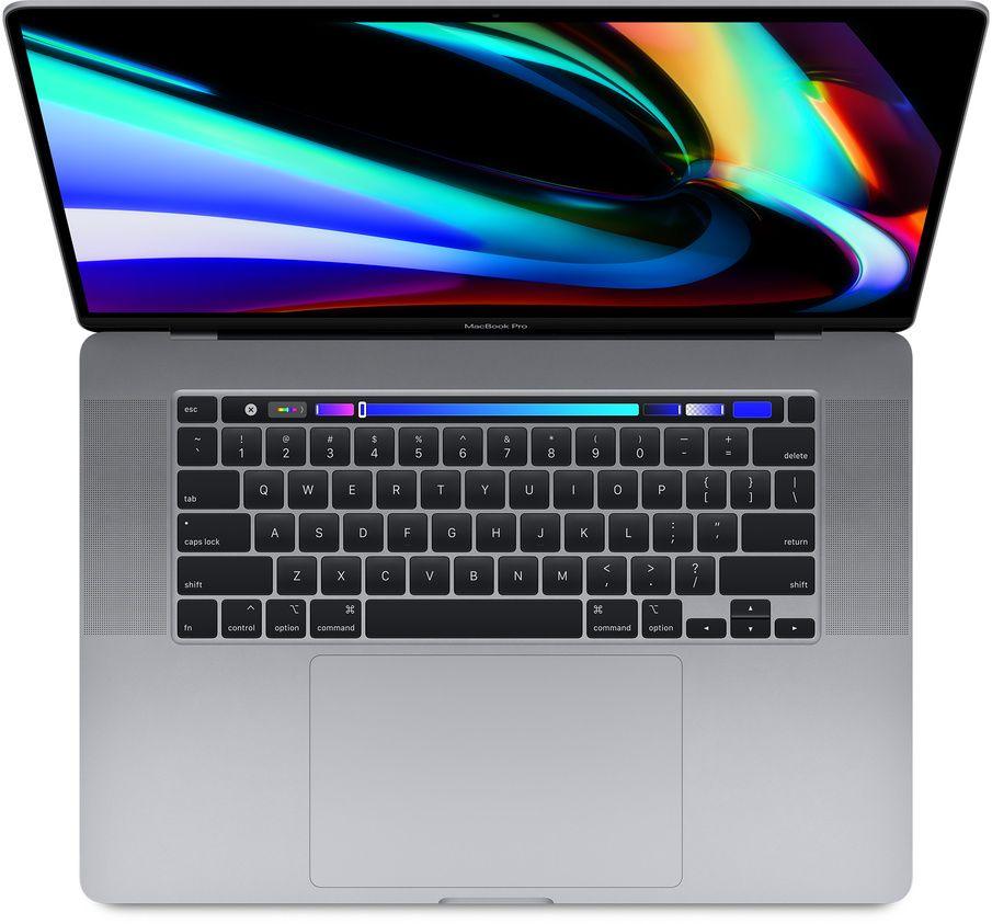 Apple MacBook Pro 16'' i7 2.6GHz/16G/512/TB/SK/SG