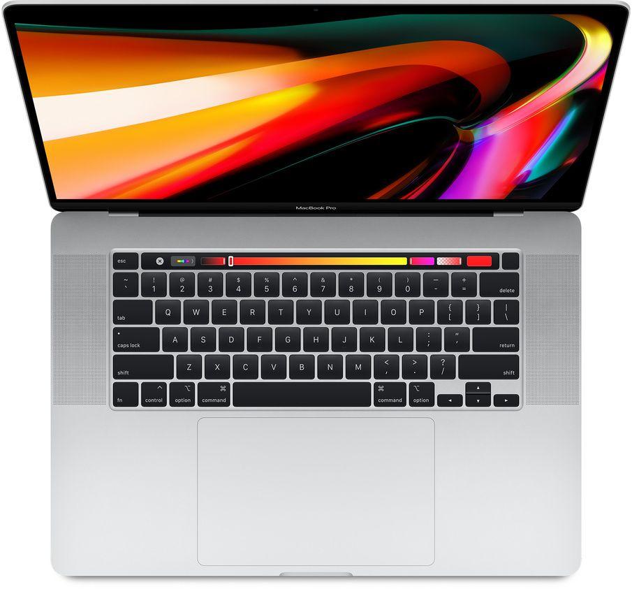 Apple MacBook Pro 16'' i7 2.6GHz/16G/512/TB/SK/Silver