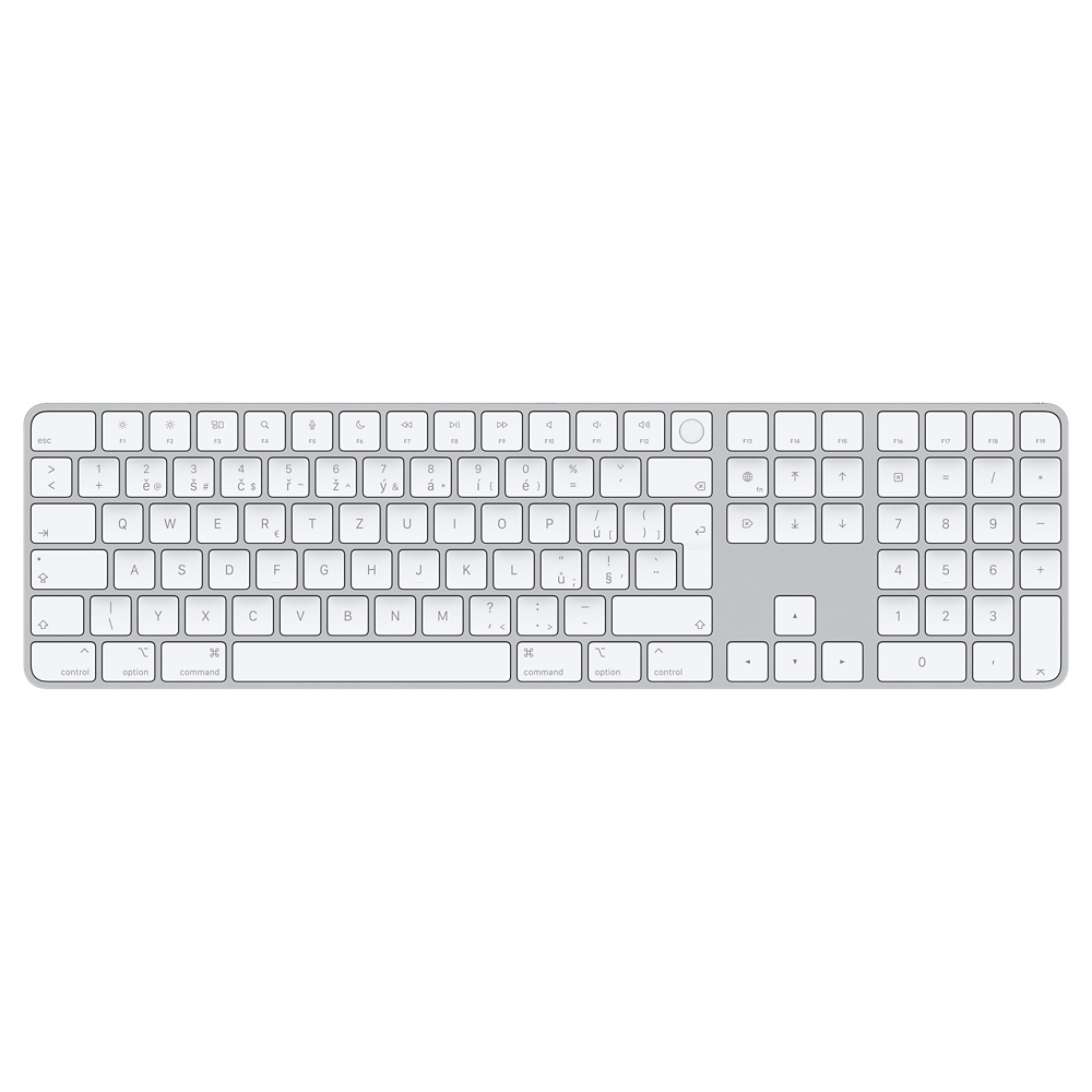 Magic Keyboard Numeric Touch ID - Slovak