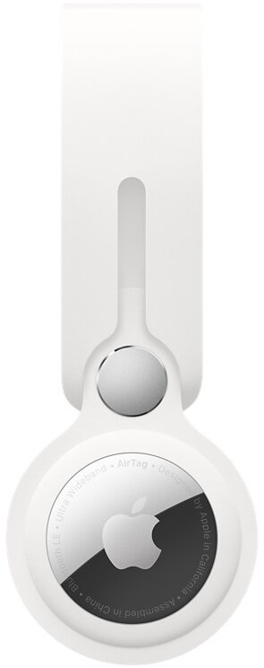 AirTag Loop - White / SK