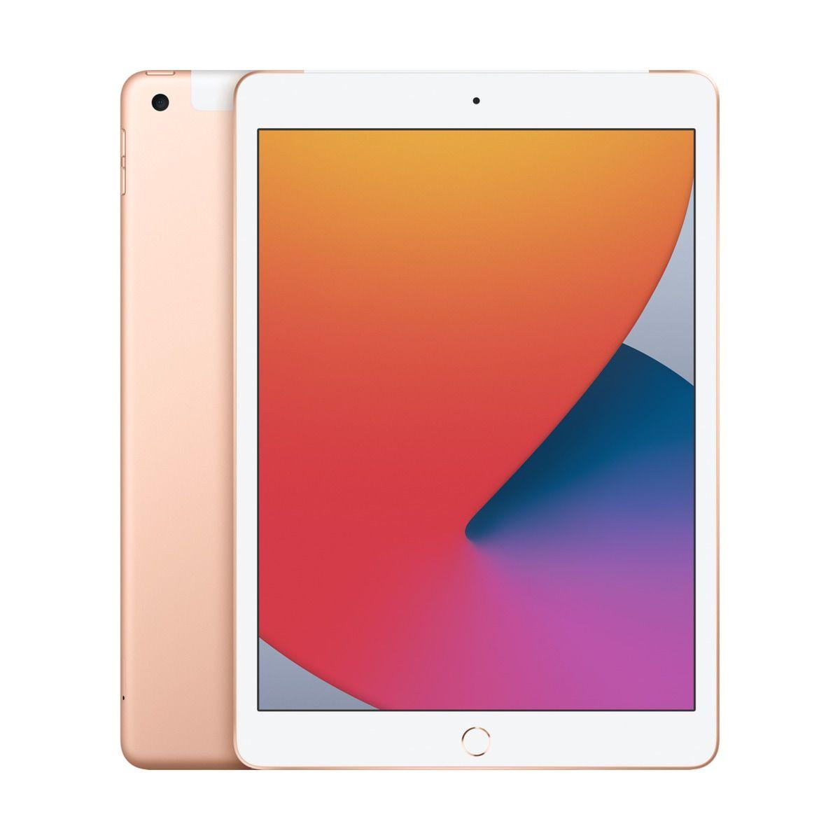 Apple iPad Wi-Fi + Cell 128GB - Gold / SK