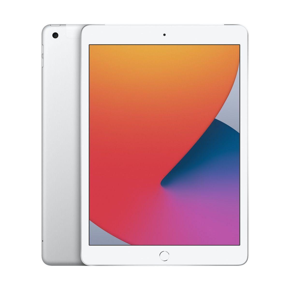 Apple iPad Wi-Fi+Cell 128GB - Silver