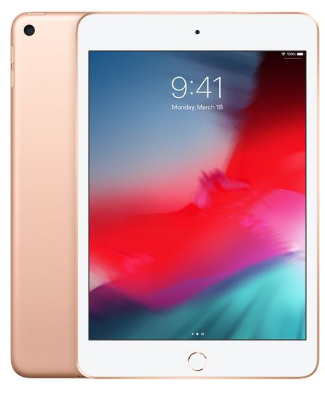 Apple iPad mini Wi-Fi + Cellular 256GB - Gold / SK