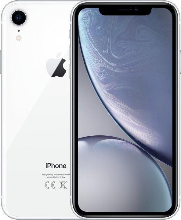 iPhone XR 128GB White