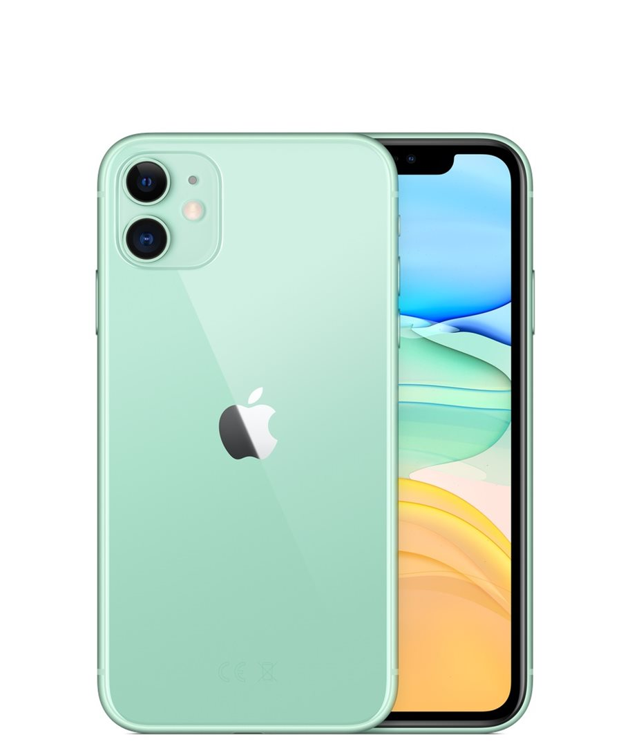 Apple iPhone 11 256GB Green / SK