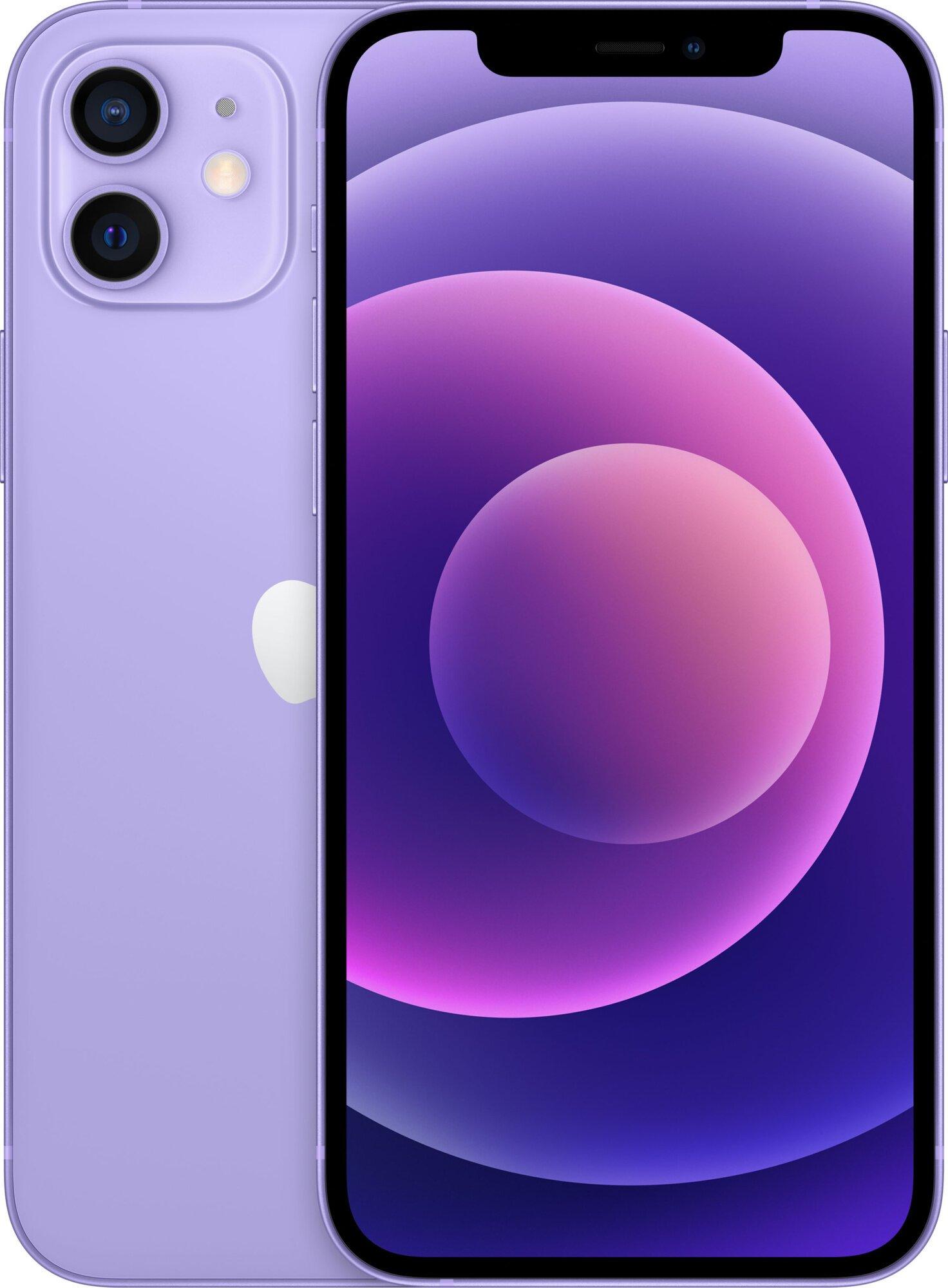 Apple iPhone 12 256GB Purple / SK