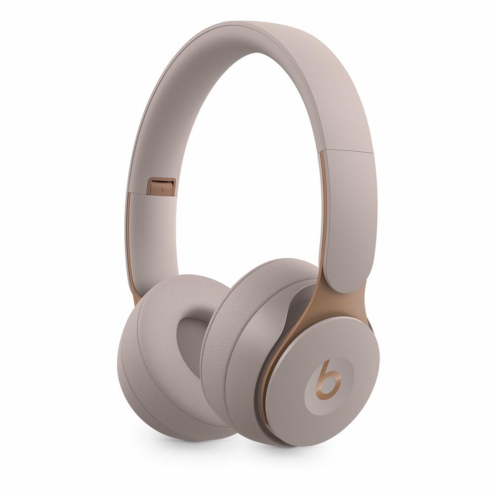 Beats Solo Pro WL NC Headphones - Grey
