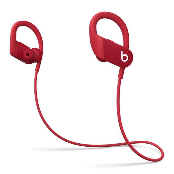 Powerbeats HP Wireless Earphones - Red