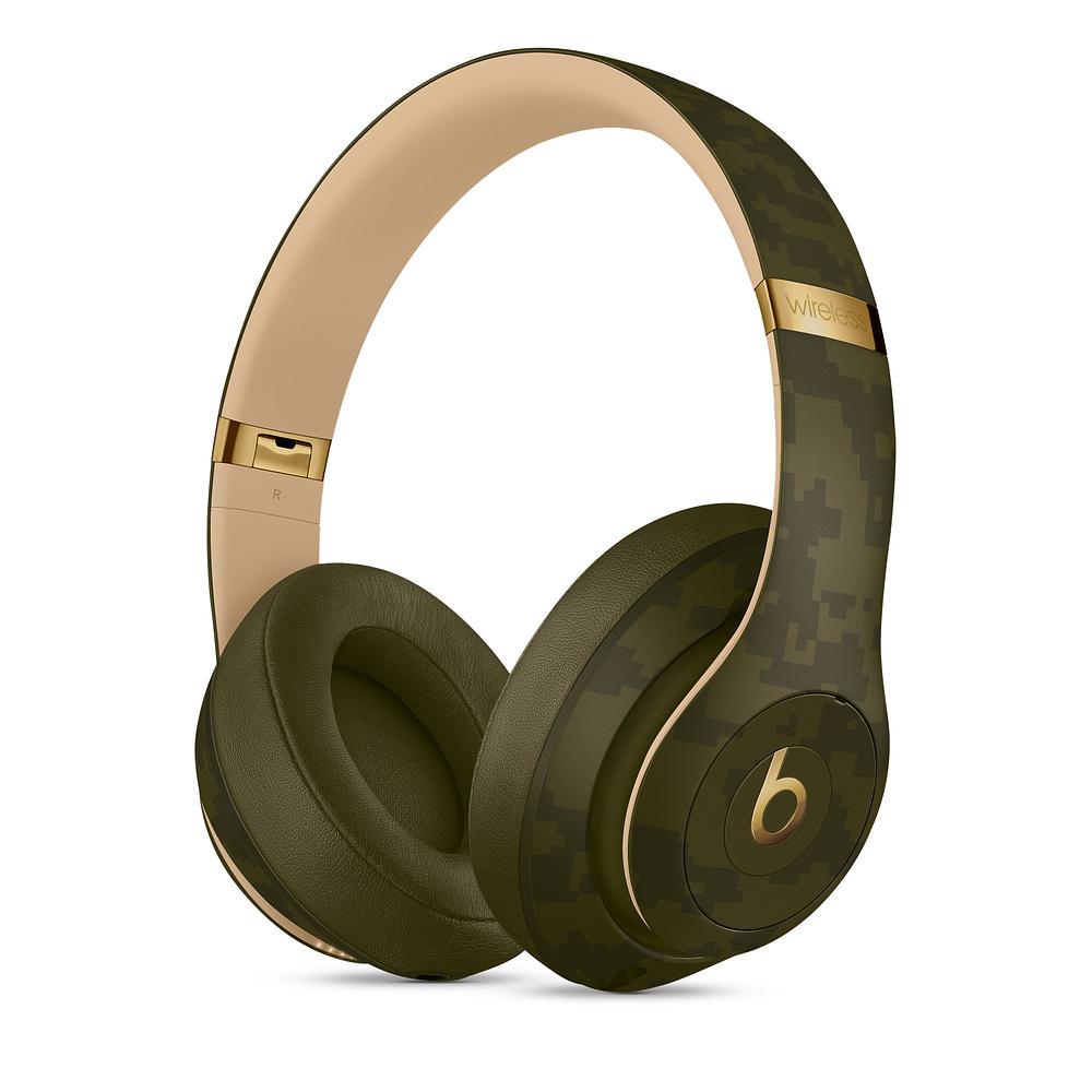 Beats Studio3 WL Headphones -BCC- Forest Green-SK
