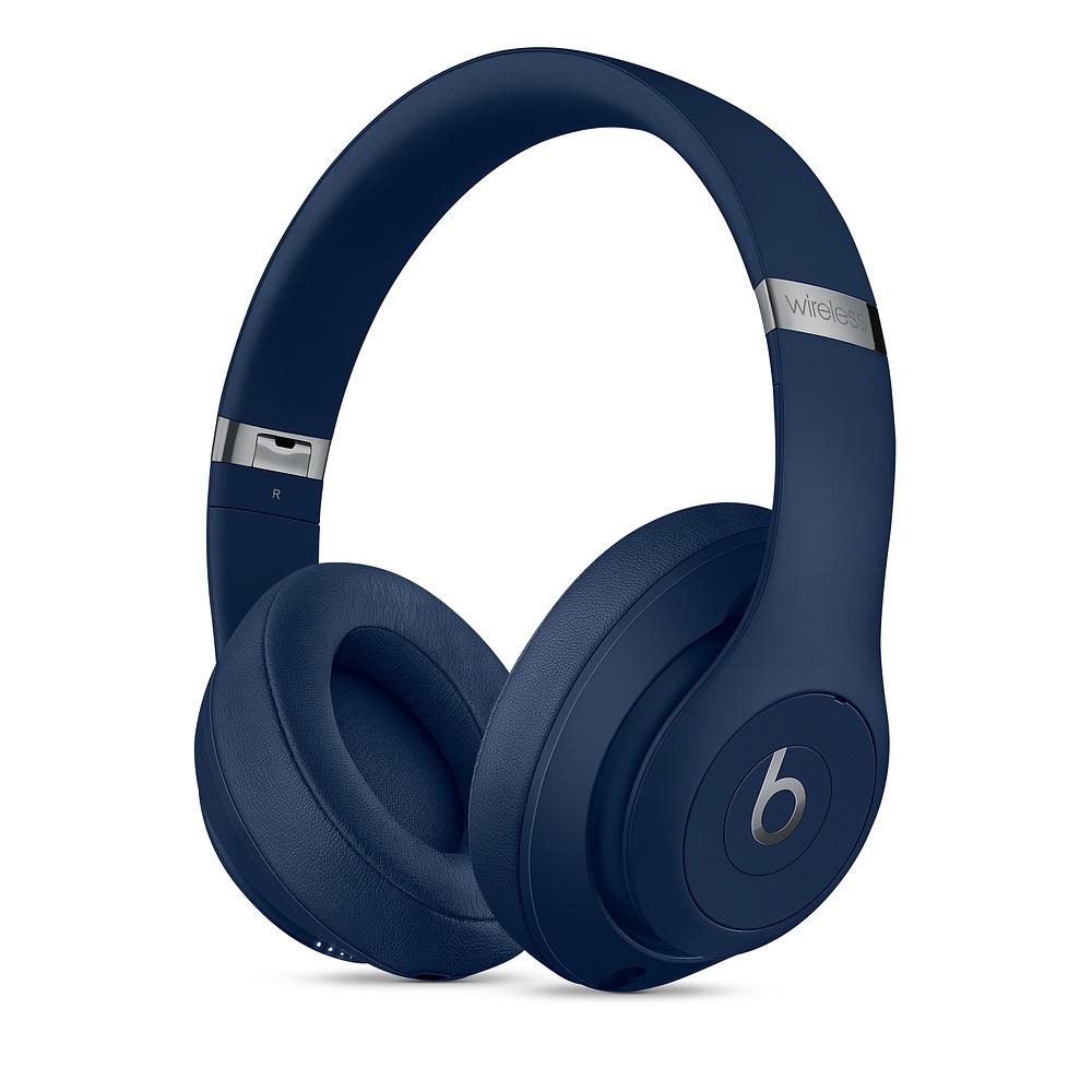 Beats Studio3 Wireless Headphones - Blue-SK