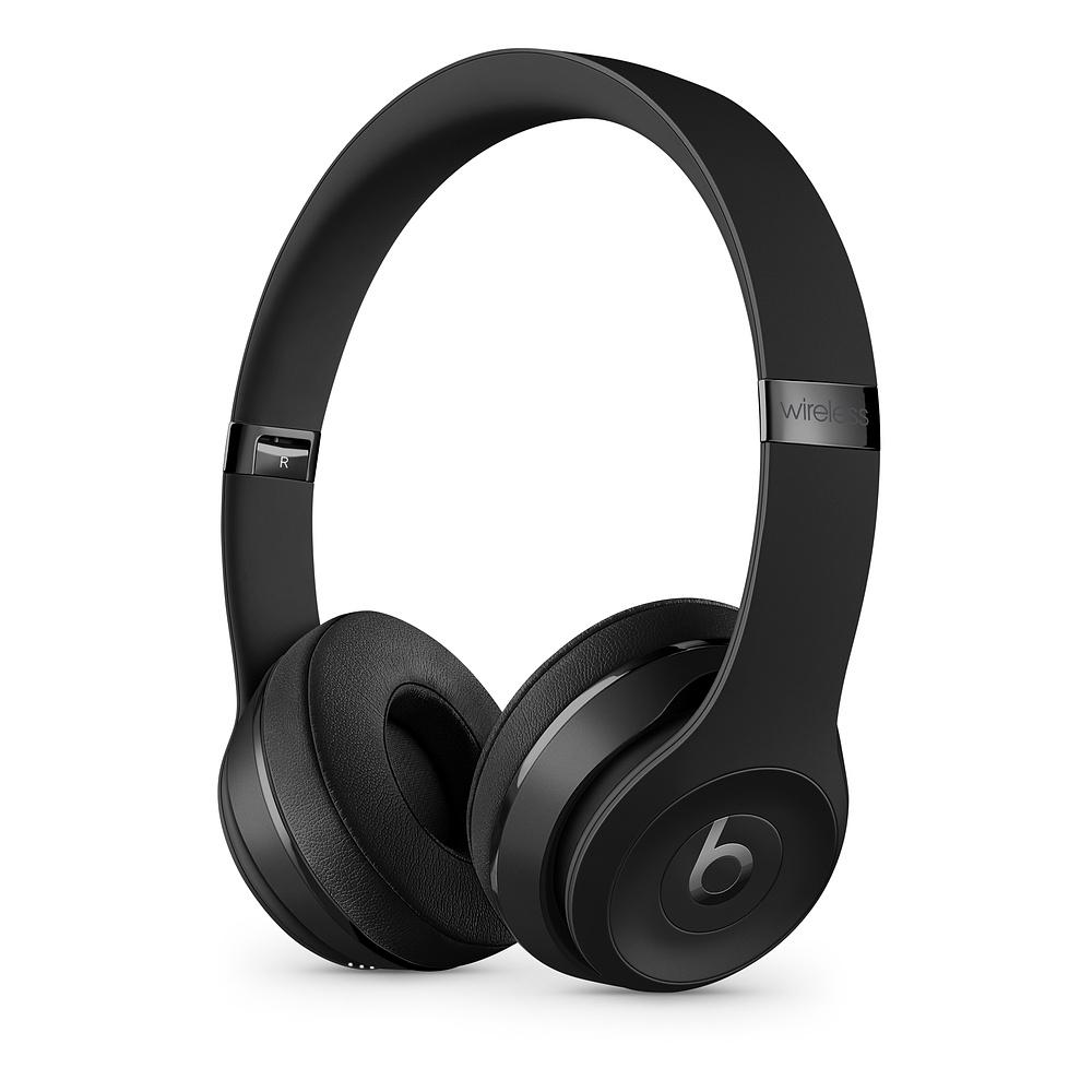 Beats Solo3 WL Headphones - Black