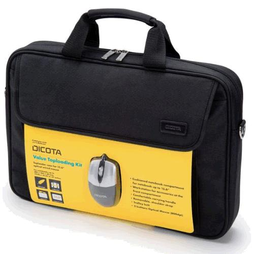 DICOTA Value Toploading Kit 15.6