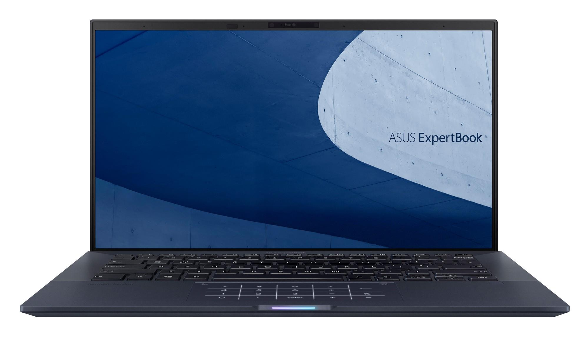 ASUS ExpertBook B9400/14''/i7-1165G7 (4C/8T)/16GB/1TB SSD/FPR/TPM/W10P/Black/2Y PUR