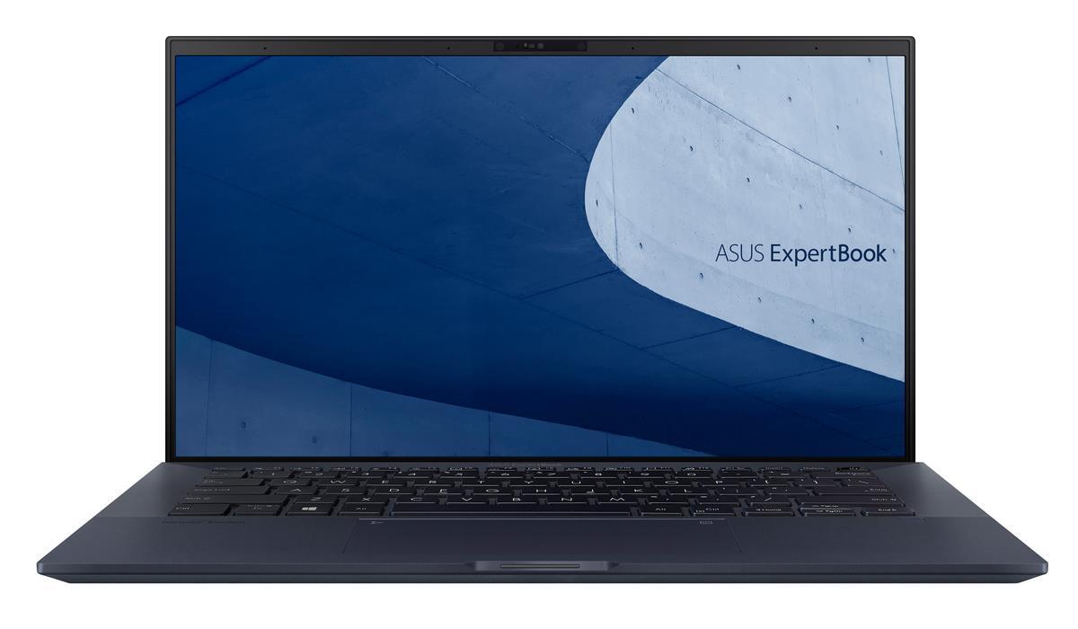 ASUS ExpertBook B9450/14''/i5-10210U (4C/8T)/16GB/512GB SSD/FPR/TPM/W10P/Black/2Y PUR