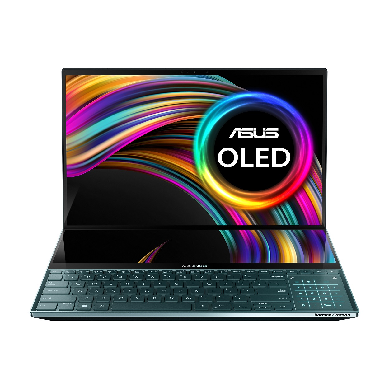 ASUS ZenBook Pro Duo OLED -15,6