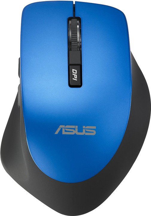 ASUS WT425 myš - modrá