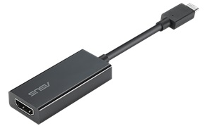 ASUS redukce na HDMI konektor (připojitelná přes USB-C)