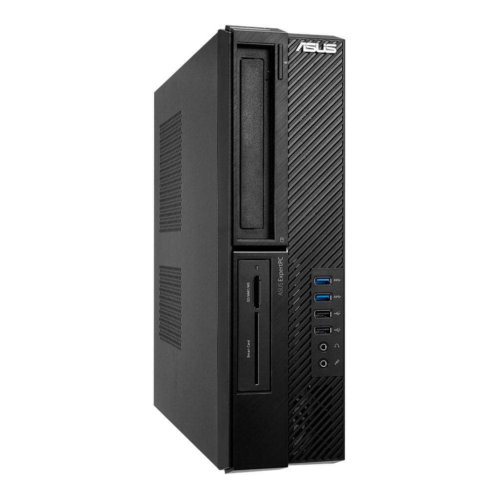 ASUS ExpertCenter D540SA/i5-8400 (6C/6T)/8GB/256GB SSD/TPM/CR/KL+M/W10P/Black/3Y PUR