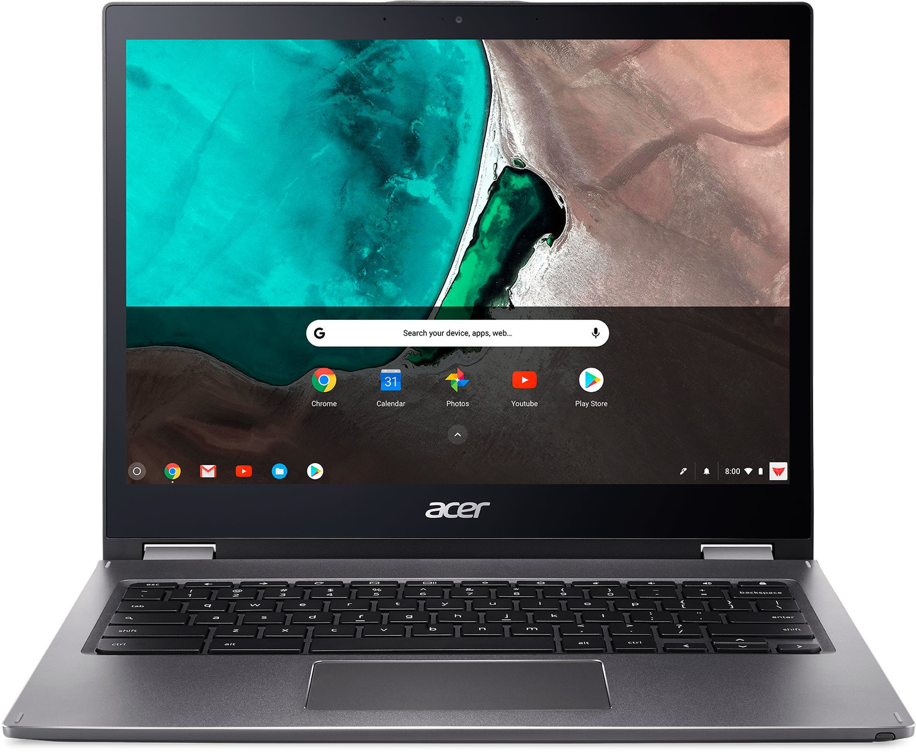 ACER Chromebook Spin 13 (CP713-1WN-59GM) - i5-8250U@1.6GHz, 13.5