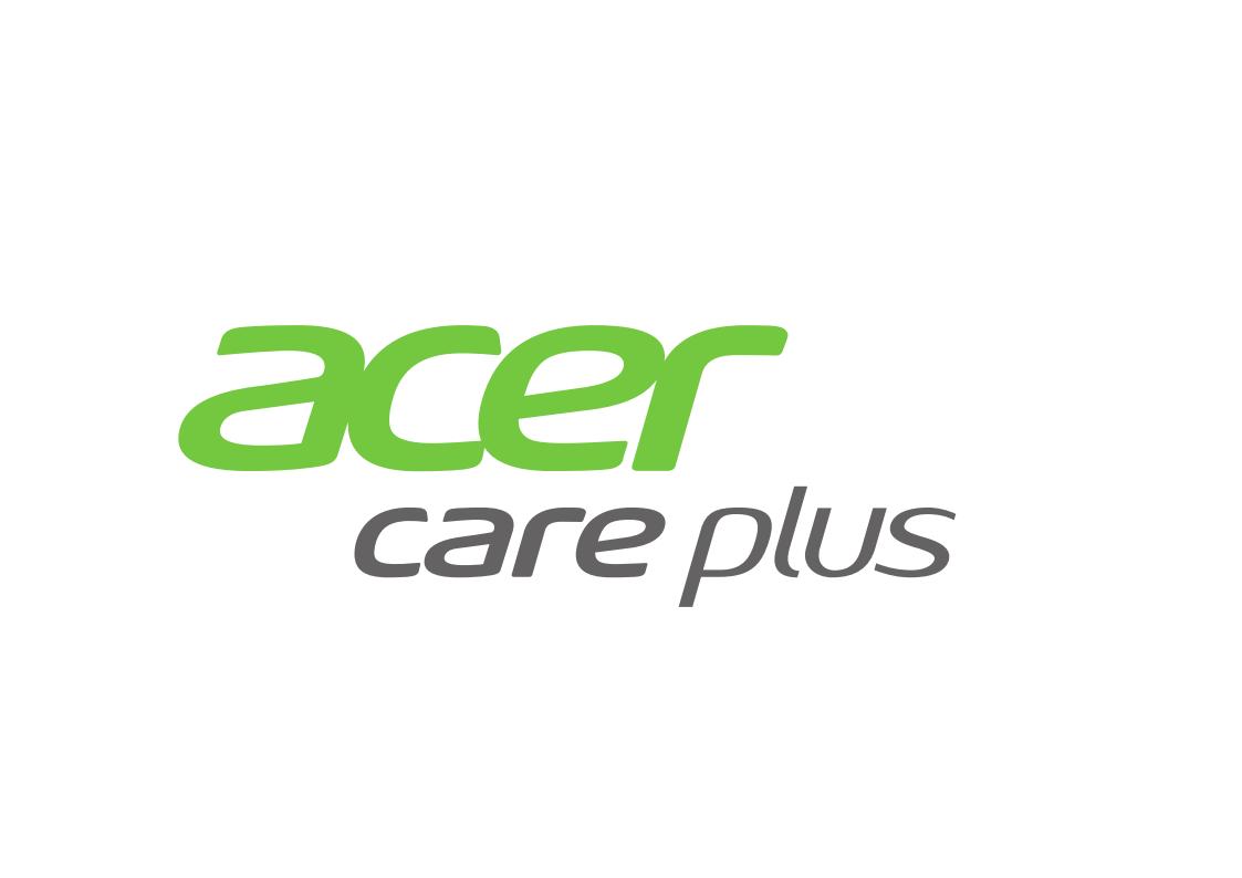 ACER prodloužení záruky na 3 roky (1.rok ITW) CARRY IN, notebooky Aspire/Swift/Spin, elektronicky