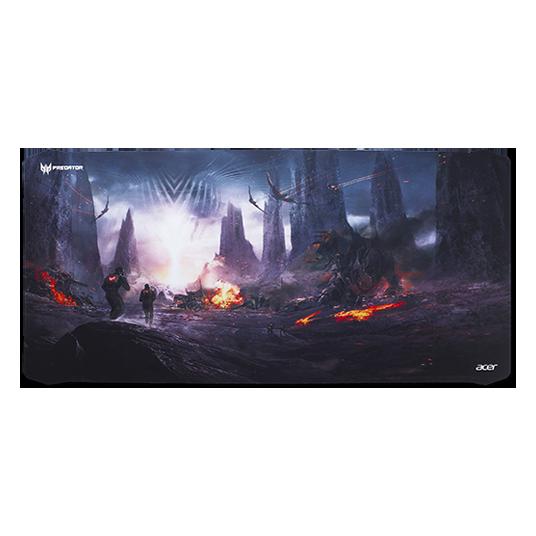 Acer PREDATOR GORGE BATTLE herní podložka pod myš XXL