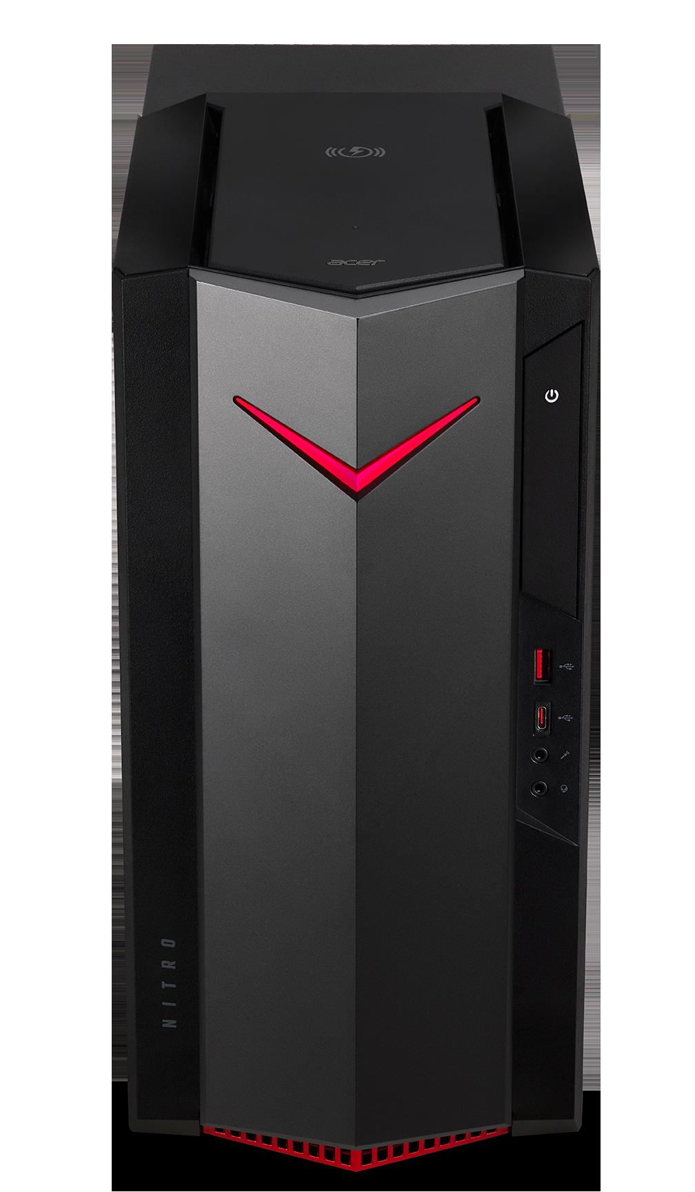 Acer Nitro N50-610 - i7-10700/1TBSSD/16G/RTX2060/W10