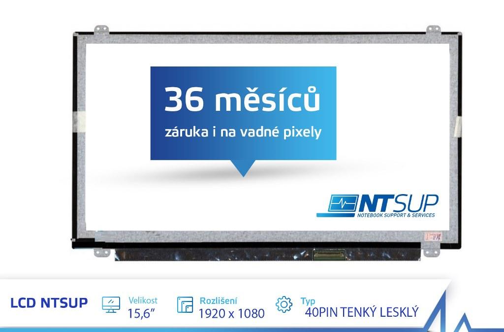 LCD PANEL NTSUP 15,6