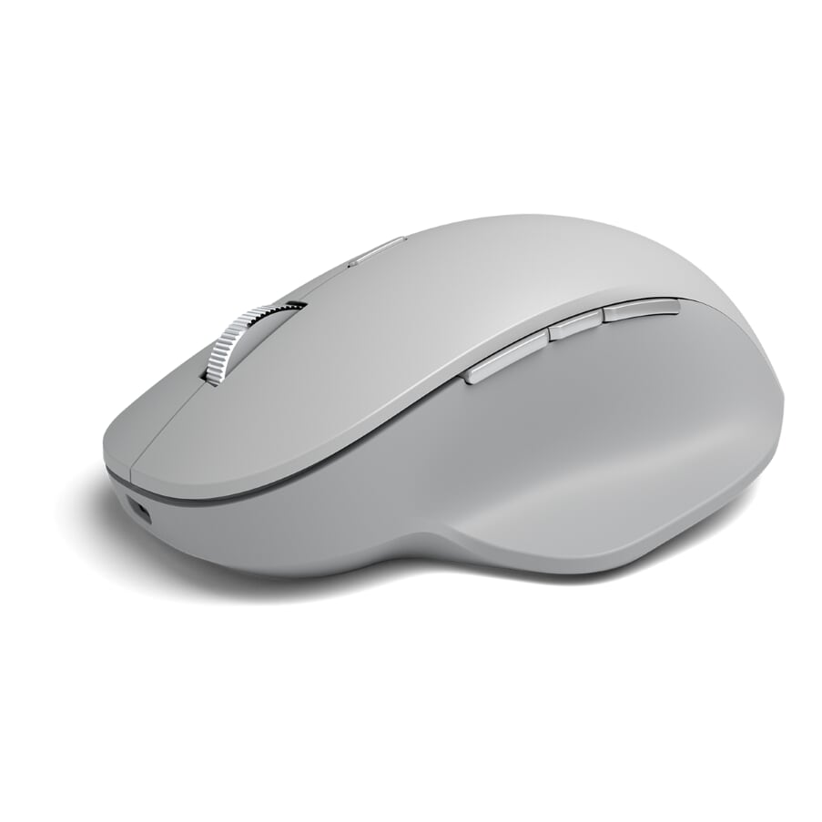 Microsoft Surface Precision Mouse Bluetooth 4.0, šedá