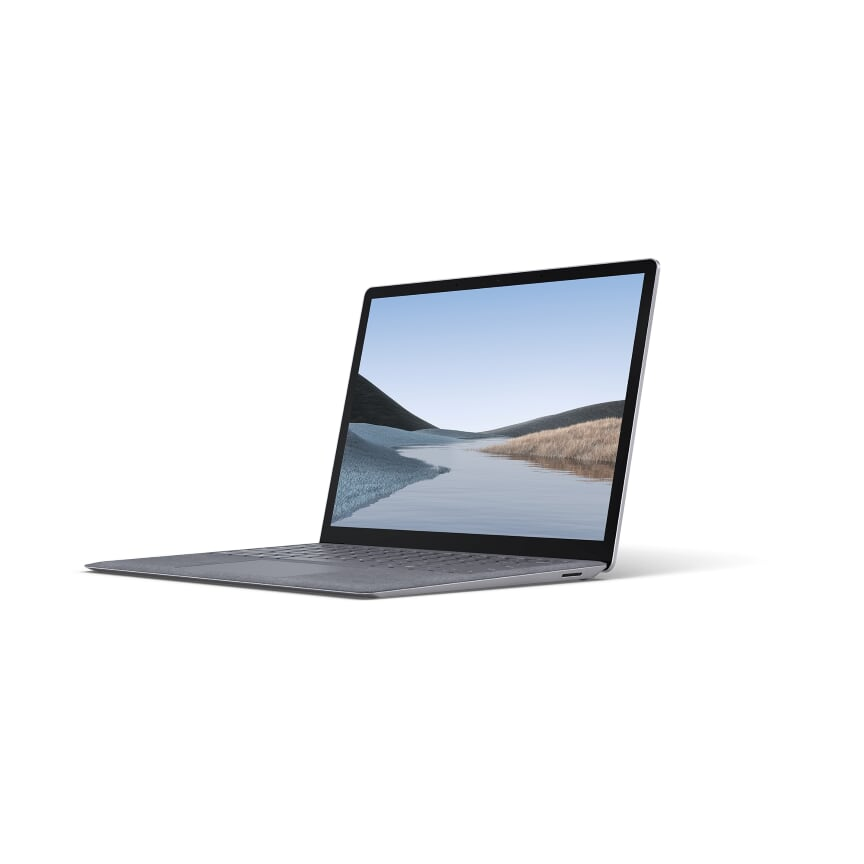 Microsoft Surface Laptop 3 - 13.5in / i7-1065G7 / 16GB / 256GB, Platinum; Commercial