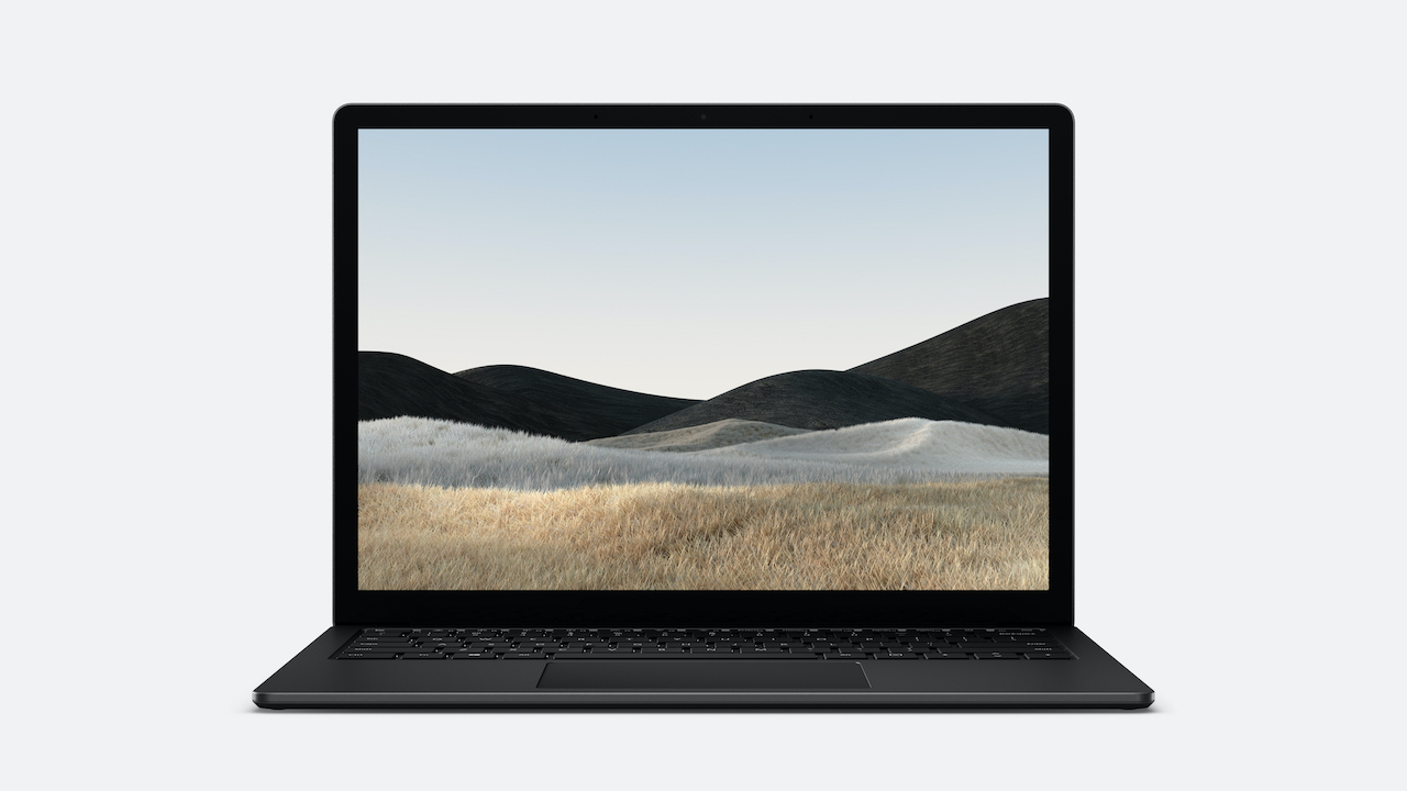 Microsoft Surface Laptop 4 - 13.5in / i7-1185G7 / 16GB / 512GB, Black; Commercial