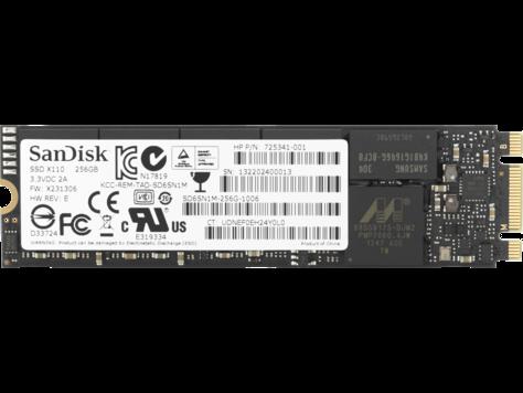 HP Turbo Drive Gen2 256 GB M.2 SSD Drive