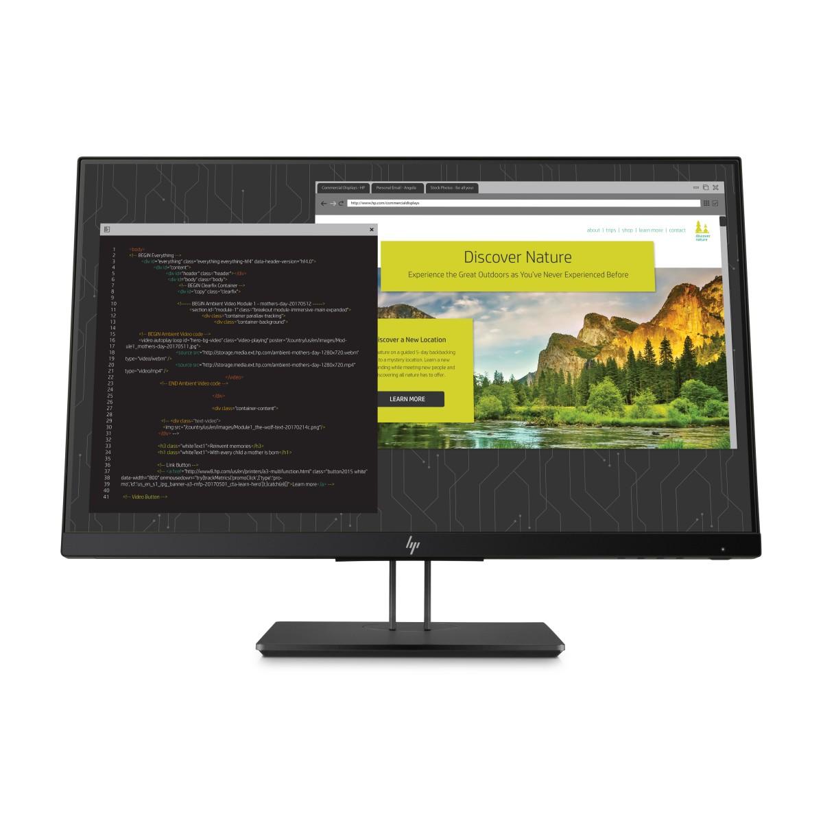 HP Z24nf 23.8
