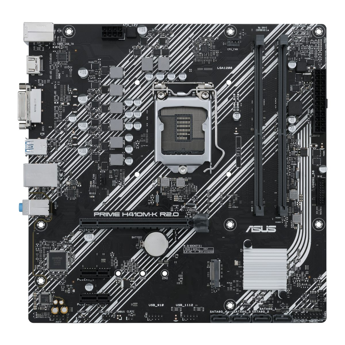 ASUS PRIME H410M-K R2.0