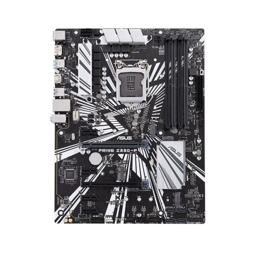 ASUS MB Sc LGA1151 PRIME Z390-P, Intel Z390, 4xDDR4, VGA