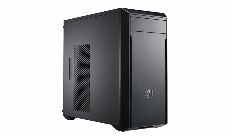 case Cooler Master MasterBox Lite 3, microATX,black, USB3.0, bez zdroje