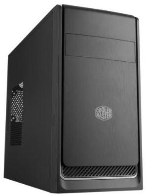 COOLER MASTER PC skříň MASTERBOX E300L, stříbrná
