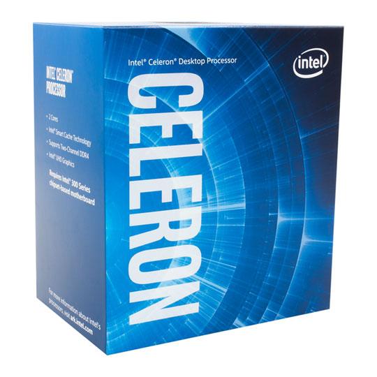 CPU Intel Celeron G4930 BOX (3.2GHz, LGA1151, VGA)