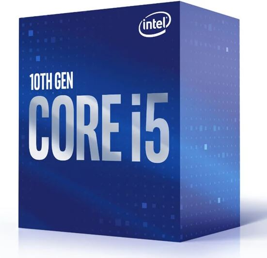 CPU Intel Core i5-10600 BOX (3.3GHz, LGA1200, VGA)