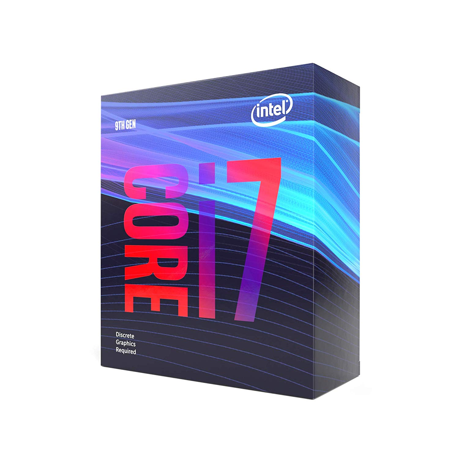 CPU Intel Core i7-9700F BOX (3.0GHz, LGA1151)