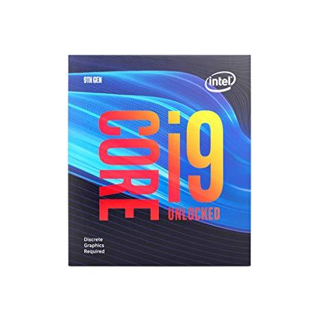 CPU INTEL Core i9-9900KF 3,6 GHz 16MB L3 LGA1151 BOX (neobsahuje chladič ani VGA)