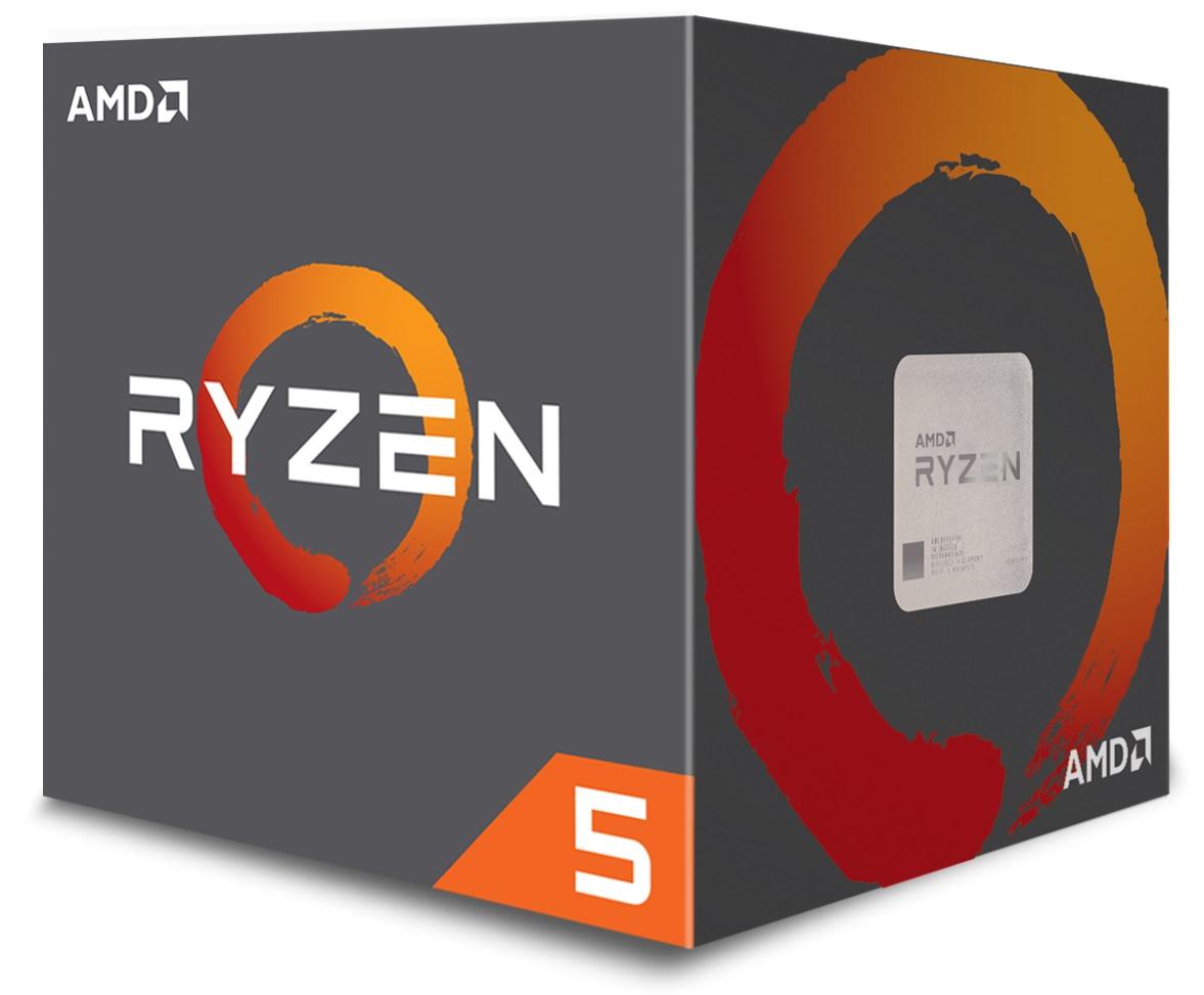 CPU AMD Ryzen 5 1600 6core (3,4GHz) Spire