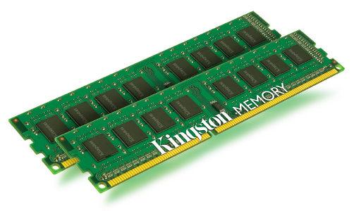 16GB DDR3-1600MHz Kingston CL11, kit 2x8GB