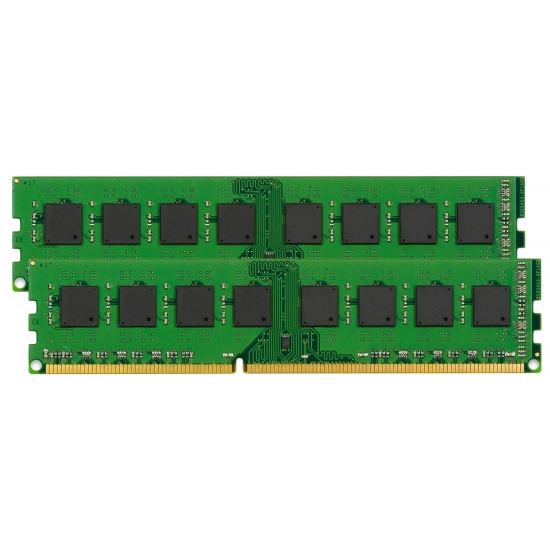 16GB DDR4 2400MHZ Kingston CL17 1Rx8, 2x8GB