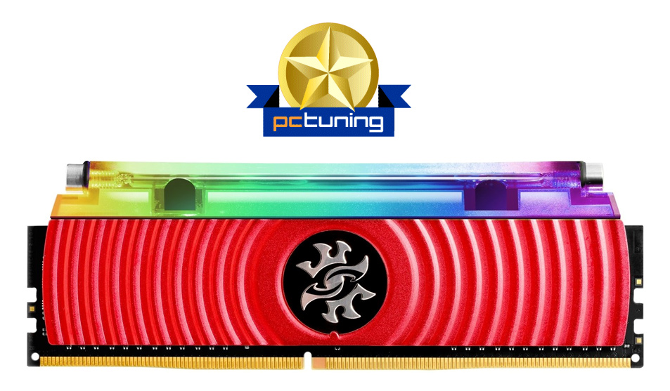 8GB DDR4-3600MHZ ADATA XPG Spectrix D80