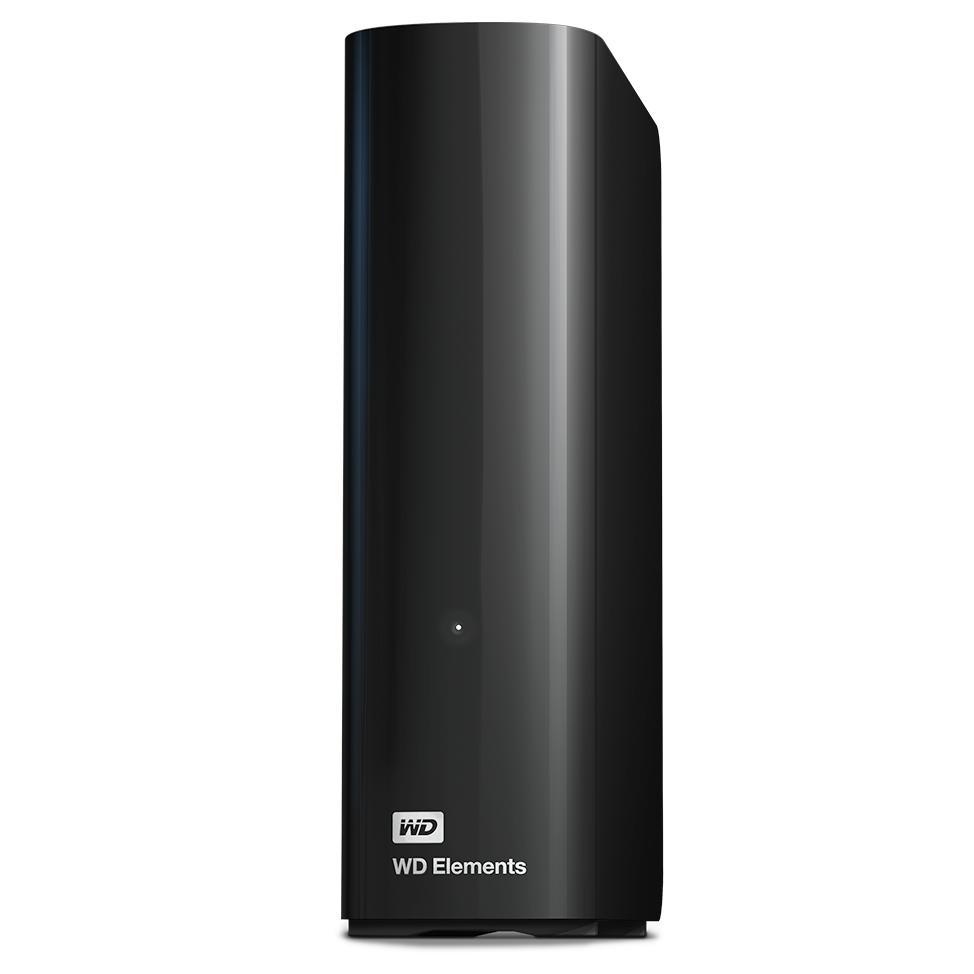 WD Elements Desktop 10TB Ext. 3.5