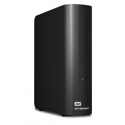 WD Elements Desktop 8TB Ext. 3.5